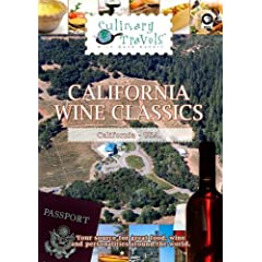 Culinary Travels California Wine Classics-Louis Martini-Gallo Family Estates