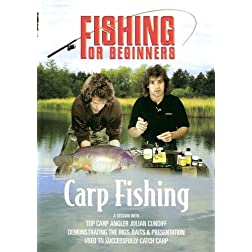 Fishing for Beginners Carp Fishing