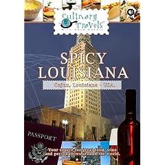 Culinary Travels Spicy Louisiana