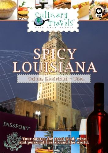 Culinary Travels Spicy Louisiana