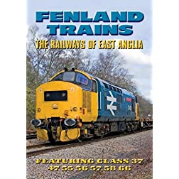 Diesel Trains: Fenland Trains