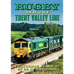Diesel Trains: Rugby and the Trent Valley Line