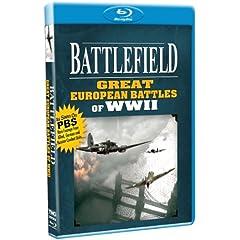 Battlefield - Great European Battles of WWII - As Seen On PBS! [Blu-ray]