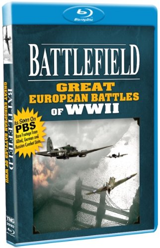Battlefield - Great European Battles of WWII - As Seen On PBS! [Blu-ray]