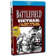 Battlefield Vietnam: from Dien Bien Phu to Peace with Honor! As Seen On PBS! [Blu-ray]