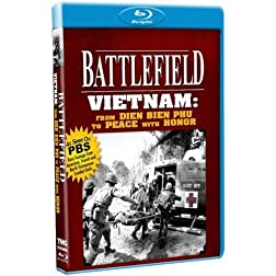 Battlefield Vietnam: from Dien Bien Phu to Peace with Honor! As Seen On PBS! [Blu-ray]