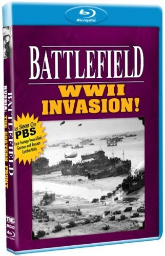 Battlefield WWII Invasion! As Seen On PBS! [Blu-ray]