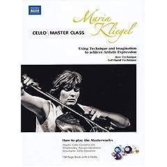 Cello Master Class By Maria Kliegel