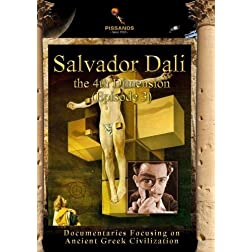 Salvador Dali the 4th Dimension