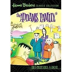 Addams Family: S1 (Animated)