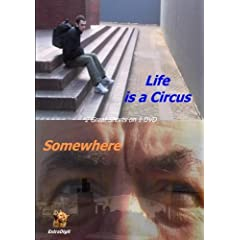 Somewhere and Life is a Circus Double DVD