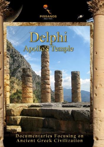 Delphi Apollo's Temple