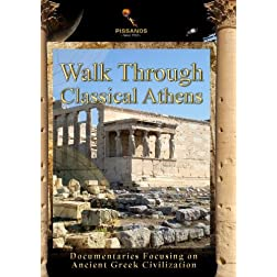 Walk Through Classical Athens