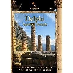 Delphi Apollo's Temple
