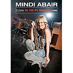 Abair, Mindi - Live In Hi-fi Stereo