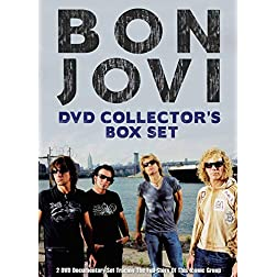 Bon Jovi - Dvd Collector's Box