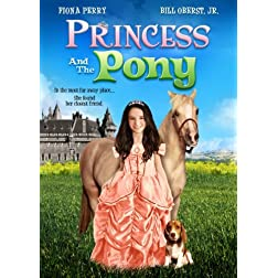 Princess and the Pony aka 1st Furry Valentine