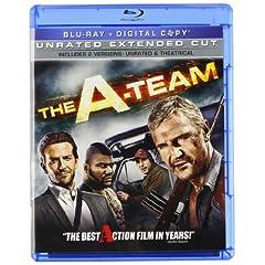 The A-Team (+ Digital Copy)  [Blu-ray]