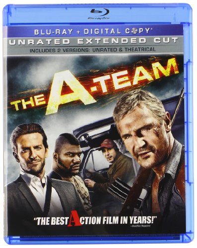 The A-Team (+ Digital Copy)  [Blu-ray]