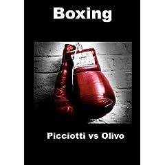 Picciotti vs Olivo - Boxing
