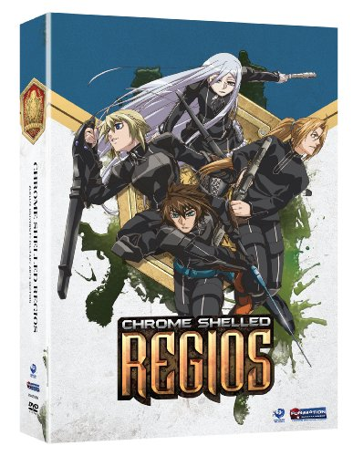 Chrome Shelled Regios: Part One (Limited Edition)