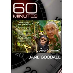 60 Minutes - Jane Goodall (October 24, 2010)