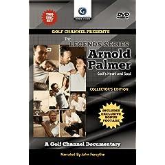 Arnold Palmer: The Legends Series 2 DVD Set