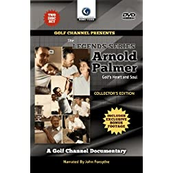 Arnold Palmer: The Legends Series 2 DVD Set