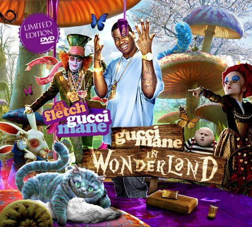 Gucci Mane - Gucci Maine In Wonderland