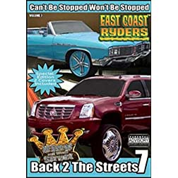 East Coast Ryders Vol. 7: Back 2 The Streets Special Edition