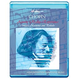 Chopin: Nocturns and Preludes - Acoustic Reality Experience (complete) [7.1 DTS-HD Master Audio Disc] [Blu-ray]