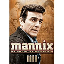 Mannix: Fourth Season