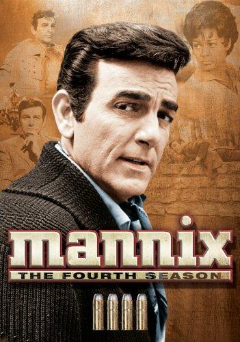 Mannix: Fourth Season