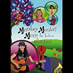 Monkey Monkey Music: The Videos with Meredith LeVande