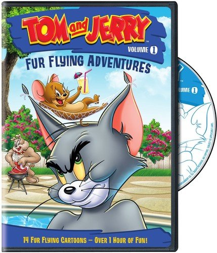 Tom & Jerry 1: Fur Flying Adventures