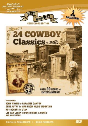 24 Cowboys Classics