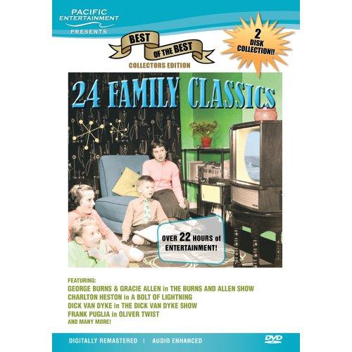 24 Family Classics