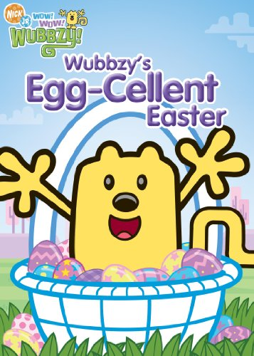 Wow! Wow! Wubbzy!: Wubbzy's Egg-Cellent Easter