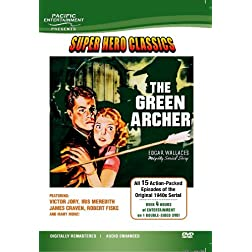 Super Hero Classics-Green Archer