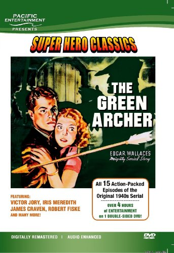 Super Hero Classics-Green Archer