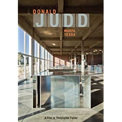 Judd, Donald - Marfa Texas