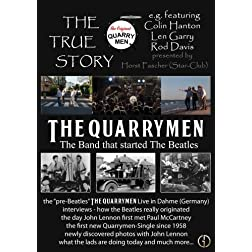 The Quarrymen - The Band that started The Beatles