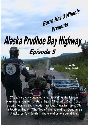 Alaska Prudhoe Bay Highway