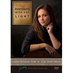 Portraits with One Light: Mastering the 4 X 6 Softbox