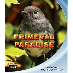 Primeval Paradise Blu Ray [Blu-ray]
