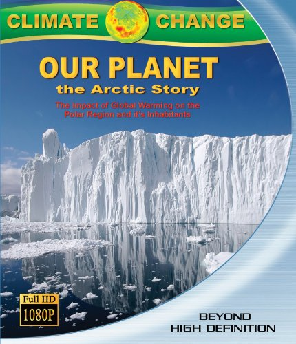Our Planet: The Arctic Story Blu Ray [Blu-ray]
