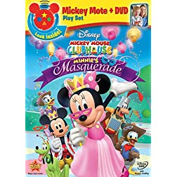 Mickey Mouse Clubhouse: Minnie's Masquerade with Mickey Mote