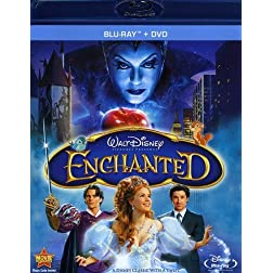 Enchanted [Blu-ray]