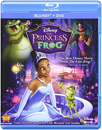 Princess & The Frog [Blu-ray]