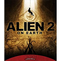 Alien 2 on Earth (Midnight Legacy Collection) [Blu-ray]